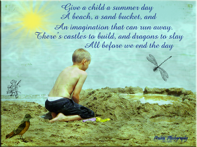 beach n sandbucket quote for TT