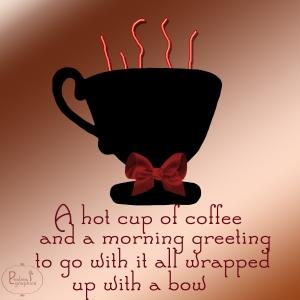 coffee morning greeting