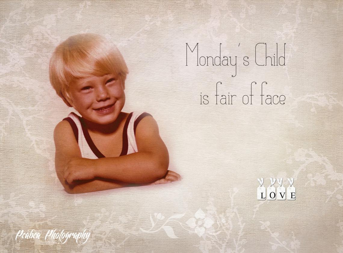 Monday's Child Jerry