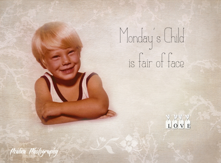Monday's Child Jerry