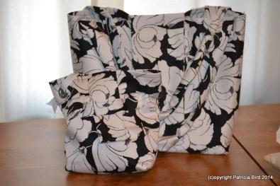 Poppy Handbag and Small Accessory Bag