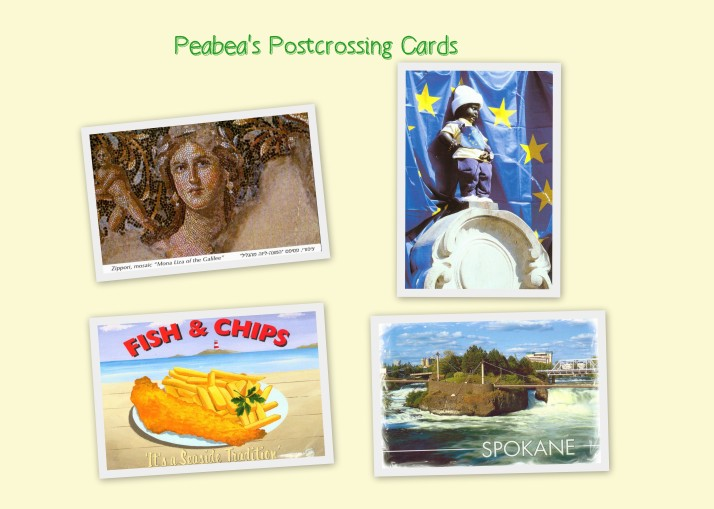 POSTCROSSING Wall