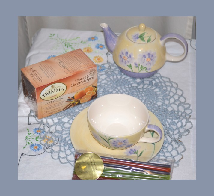 teacup exchange gifts for blog