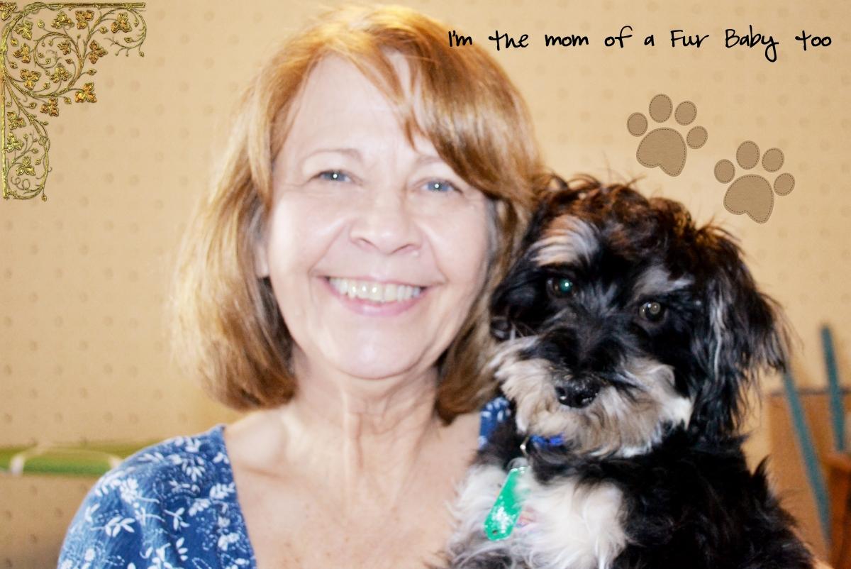 Fur Baby Mom for blog