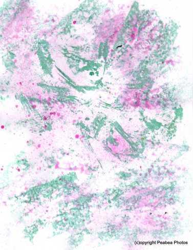 1-Green Lavendar