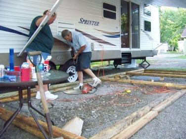 Deck Build