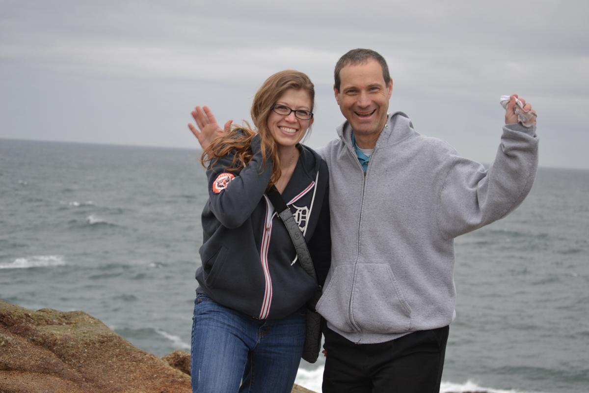 March 31 Jennafer Jerry Bodega Bay CA Atlantic Ocean 2