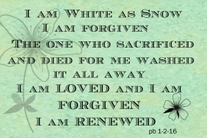 Renewed Forgiven