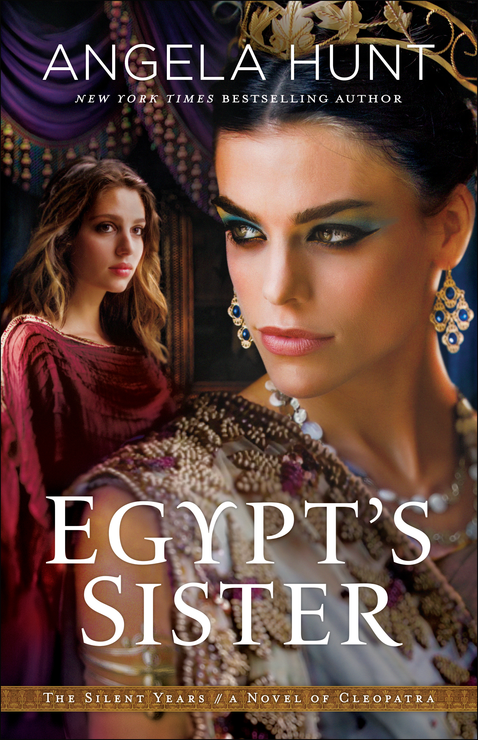 Egypt's Sister book cover