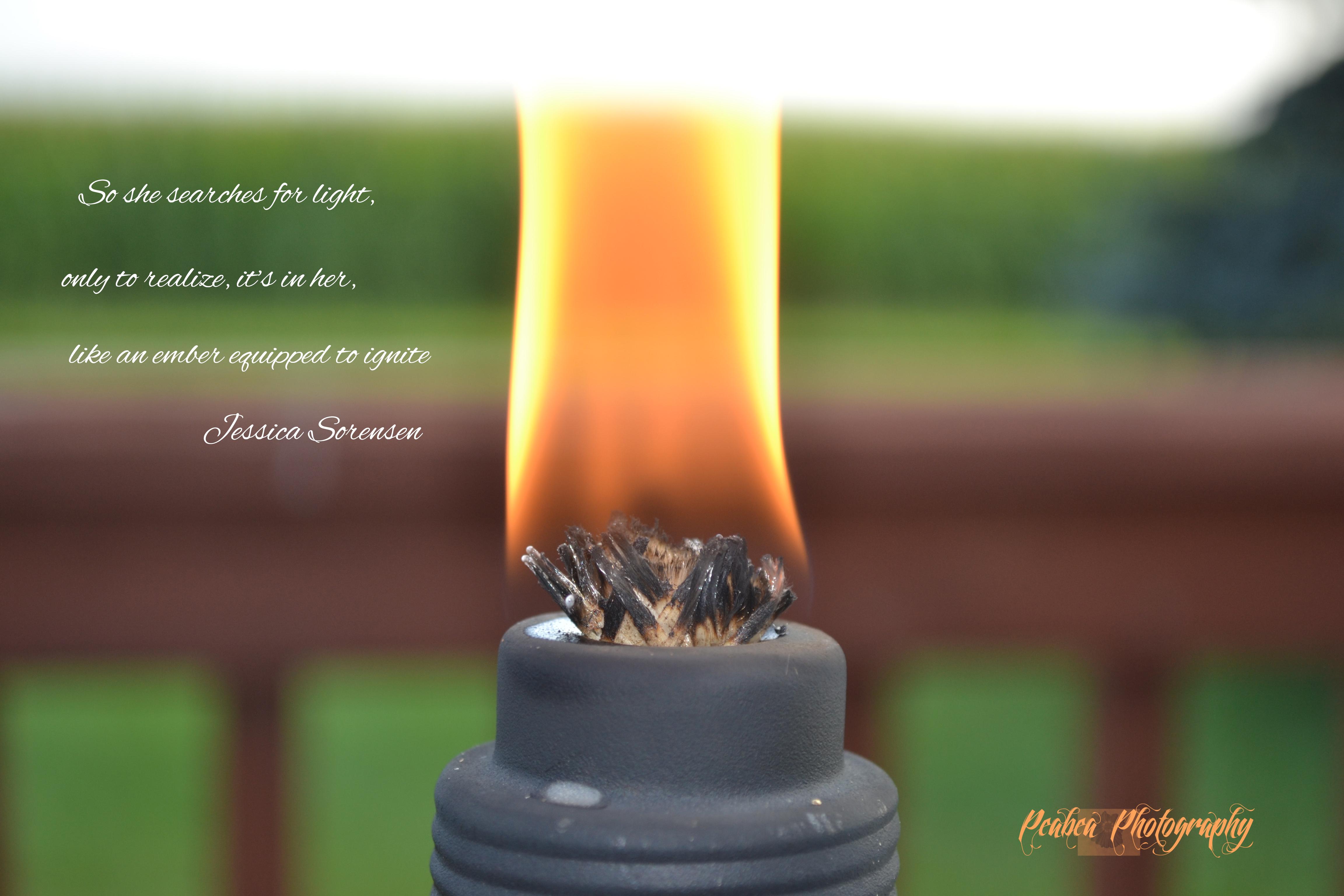 Fire for Spark link blog hop